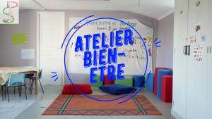 La vidéo du 2ème atelier Bien-être d'Émeline est publiée !